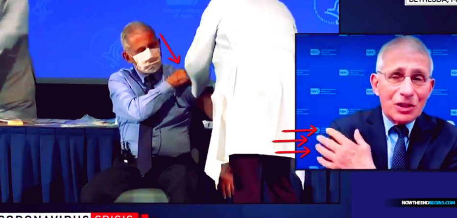 This image has an empty alt attribute; its file name is Anthony-Fauci-Appears-To-Get-Vaccinated-On-Live-Television-In-His-Left-Arm-But-Then-Points-To-His-Right-Arm-As-Injection-Site-Afterward.jpg